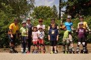 23-24.5.2015 Kurz in-line bruslení pro děti - Brno