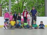 23-24.5.2015 Kurz in-line bruslení pro děti - Praha